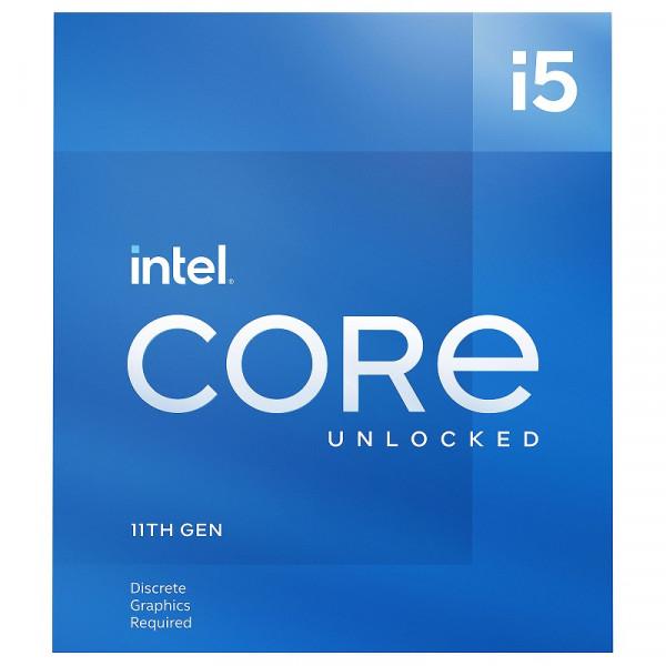 Intel Core i5 11600KF (3.9 GHz / 4.9 GHz) Processeurs Intel, Ultra Pc Gamer Maroc