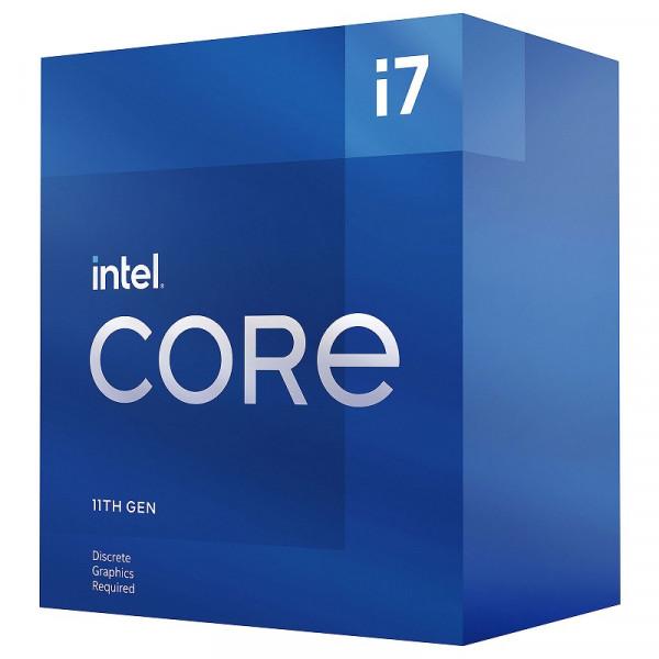 Intel Core i7 11700 (2.5 GHz / 4.9 GHz) Processeurs Intel, Ultra Pc Gamer Maroc