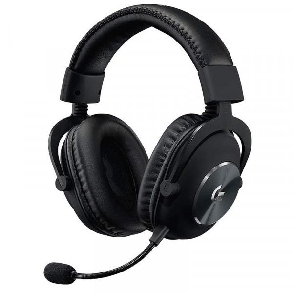 Logitech G Pro X Gaming Headset (Noir) Casques Logitech, Ultra Pc Gamer Maroc