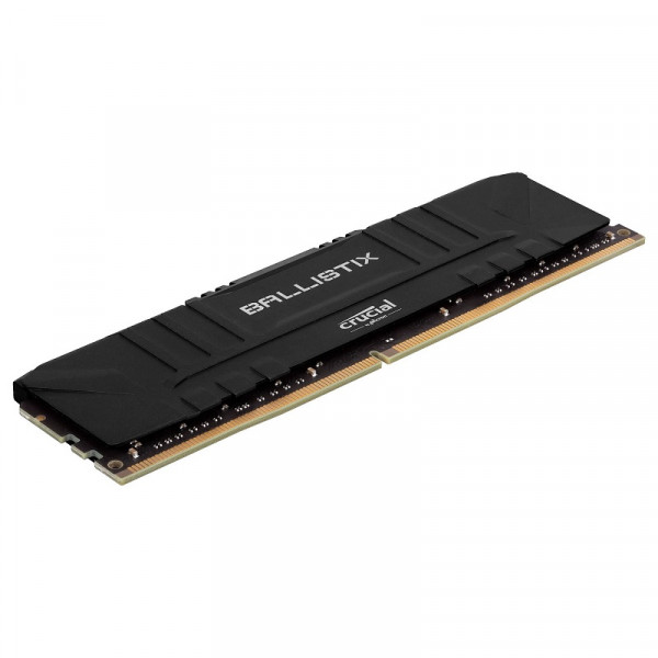 Crucial Ballistix Black 8Go DDR4 3200 MHz CL16 Mémoire vive PC Crucial, Ultra Pc Gamer Maroc