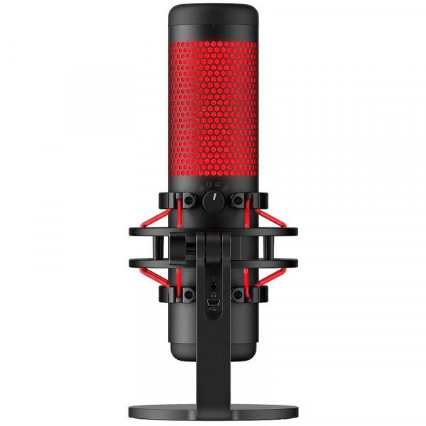 HyperX Quadcast Microphones HyperX, Ultra Pc Gamer Maroc