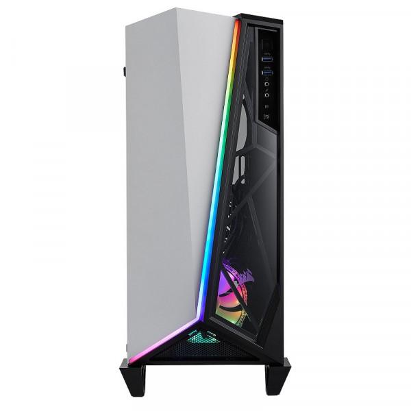 Corsair Carbide SPEC-OMEGA RGB Blanc Boitiers PC Corsair, Ultra Pc Gamer Maroc