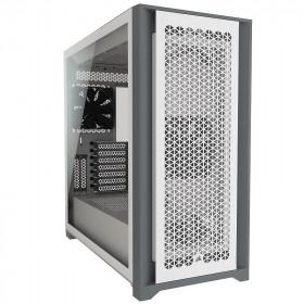 Corsair 5000D Airflow (Blanc) Boitiers PC Corsair, Ultra Pc Gamer Maroc