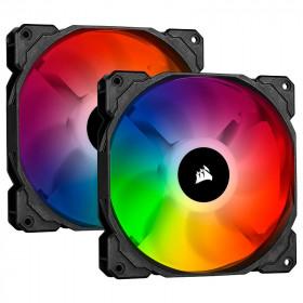 Corsair SP140 RGB PRO (x2) et Ligthing Node CORE Refroidissement Corsair, Ultra Pc Gamer Maroc