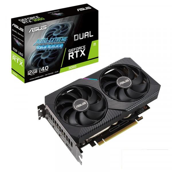 ASUS GeForce RTX 3060 Dual OC 12GB GDDR6 Cartes graphiques ASUS, Ultra Pc Gamer Maroc
