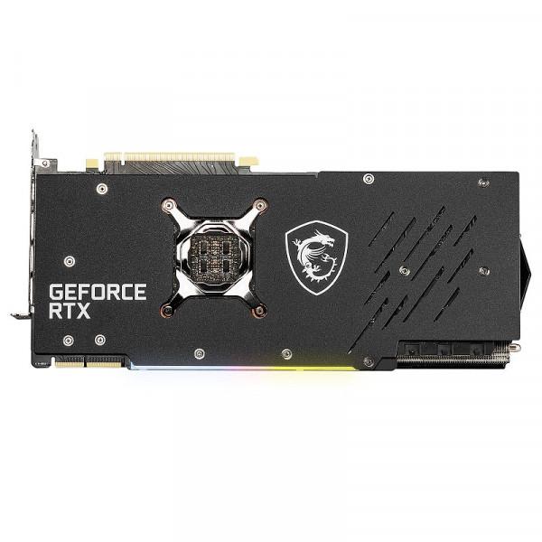 MSI GeForce RTX 3090 GAMING X TRIO 24GB GDDR6X Cartes graphiques MSI, Ultra Pc Gamer Maroc