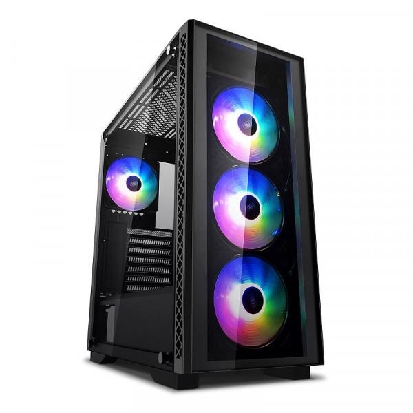 DeepCool Matrexx 50 ADD-RGB 4F Boitiers PC DeepCool, Ultra Pc Gamer Maroc