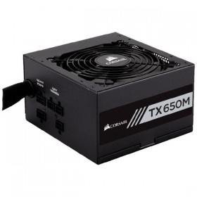 Corsair TX650M 80PLUS Gold 650W Alimentations PC Corsair, Ultra Pc Gamer Maroc