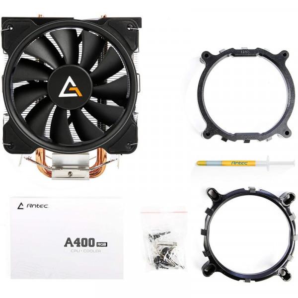 Antec A400 RGB Refroidissement Antec, Ultra Pc Gamer Maroc