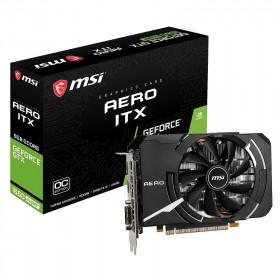 MSI GeForce GTX 1660 SUPER Aero ITX OC 6GB GDDR6 Cartes graphiques MSI, Ultra Pc Gamer Maroc