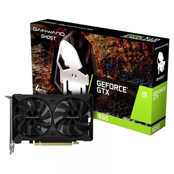 GAINWARD GeForce GTX 1650 D6 Ghost 4GB GDDR6 Cartes graphiques Gainward, Ultra Pc Gamer Maroc