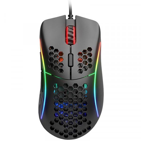 Glorious Model D Regular (Noir Mat) Souris Glorious PC Gaming Race, Ultra Pc Gamer Maroc