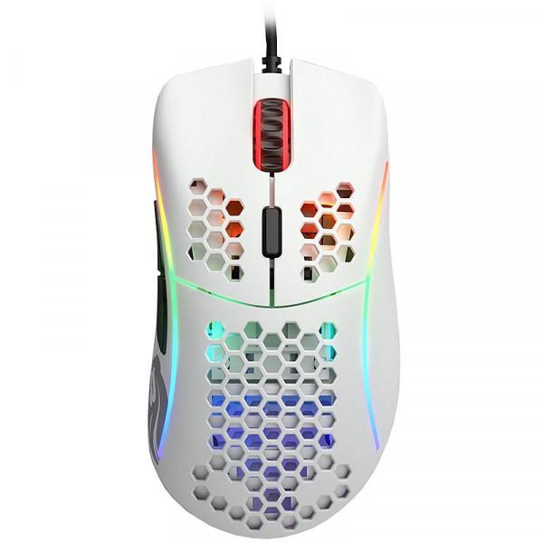 Glorious Model D Regular (Blanc Mat) Souris Glorious PC Gaming Race, Ultra Pc Gamer Maroc