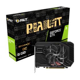 PALIT GeForce GTX 1660 Ti StromX 6GB GDDR6 Cartes graphiques Palit, Ultra Pc Gamer Maroc
