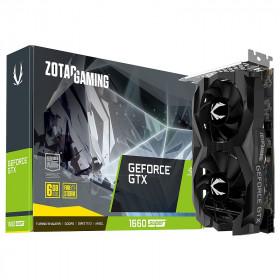 ZOTAC GeForce GTX 1660 SUPER Twin fan 6GB GDDR6 Cartes graphiques Zotac, Ultra Pc Gamer Maroc