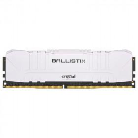 Crucial Ballistix White 8Go DDR4 3000 MHz CL15 Mémoire vive PC Crucial, Ultra Pc Gamer Maroc