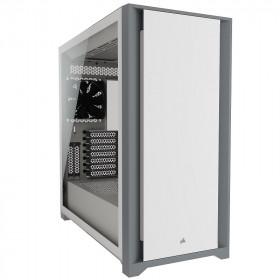 Corsair 5000D (Blanc) Boitiers PC Corsair, Ultra Pc Gamer Maroc