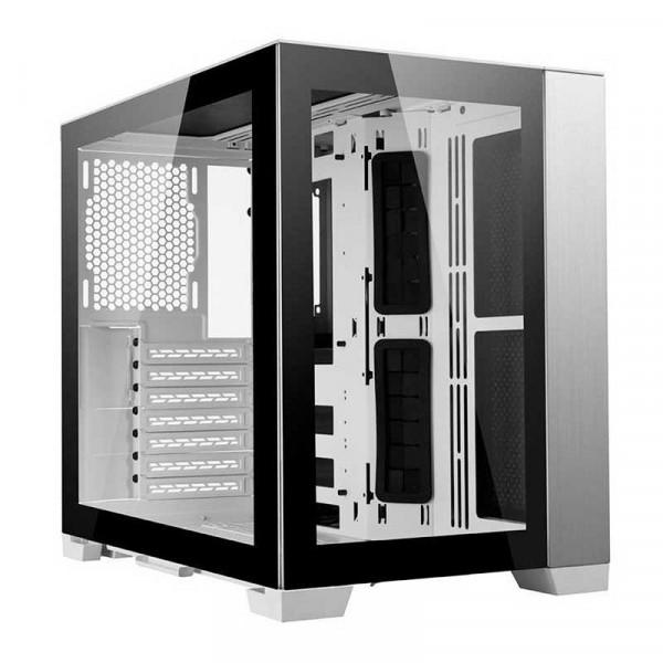 Lian Li O11 Dynamic Mini (Blanc) Boitiers PC Lian Li, Ultra Pc Gamer Maroc