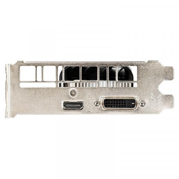 MSI GeForce GTX 1650 4GT Low Profile OC 4GB GDDR5 Cartes graphiques MSI, Ultra Pc Gamer Maroc