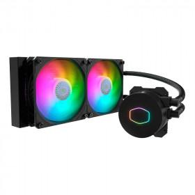 Cooler Master MasterLiquid ML240L V2 ARGB Refroidissement Cooler Master, Ultra Pc Gamer Maroc