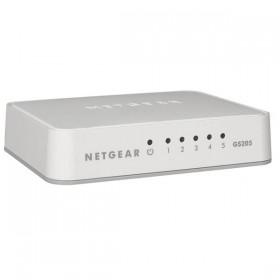 Netgear GS205 Réseau Netgear, Ultra Pc Gamer Maroc