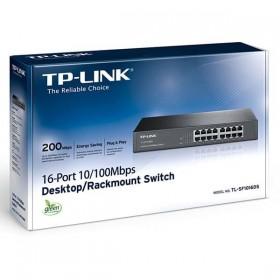 TP-LINK TL-SF1016DS Réseau TP-LINK, Ultra Pc Gamer Maroc