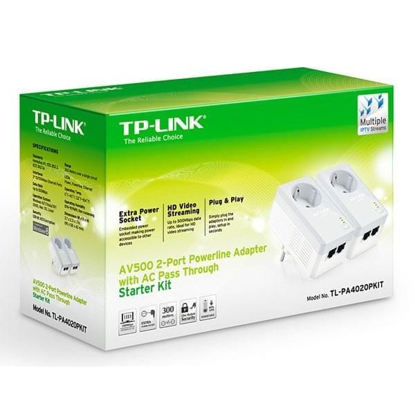 TP-Link TL-PA4020PKIT Réseau TP-LINK, Ultra Pc Gamer Maroc