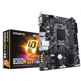 Gigabyte B360M D2V Cartes mères Gigabyte, Ultra Pc Gamer Maroc