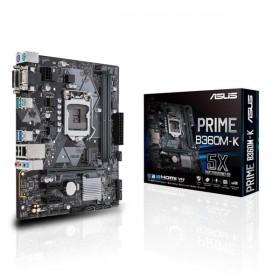 ASUS PRIME B360M-K Cartes mères ASUS, Ultra Pc Gamer Maroc