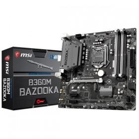 MSI B360M BAZOOKA Cartes mères MSI, Ultra Pc Gamer Maroc