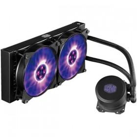 Cooler Master MasterLiquid ML240L RGB Refroidissement Cooler Master, Ultra Pc Gamer Maroc