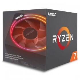 AMD Ryzen 7 2700X Wraith Prism Edition (3.7 GHz) Processeurs AMD, Ultra Pc Gamer Maroc
