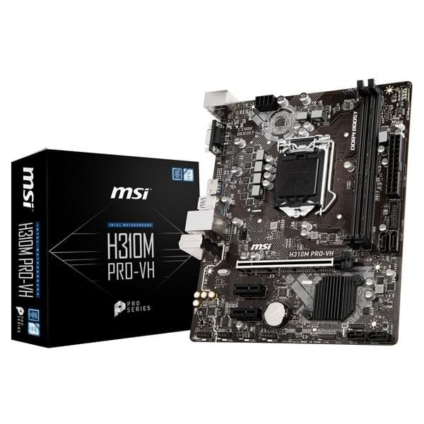MSI H310M PRO-VH Composants MSI, Ultra Pc Gamer Maroc