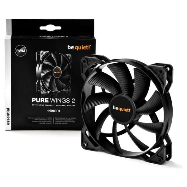 be quiet! Pure Wings 2 140mm PWM Refroidissement be quiet!, Ultra Pc Gamer Maroc
