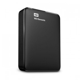 WD Elements Portable 2TB Noir (USB 3.0) Disques durs externes Western Digital, Ultra Pc Gamer Maroc