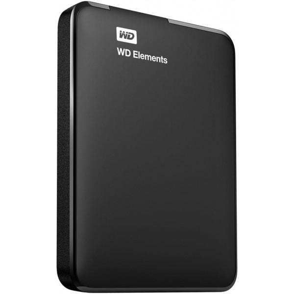 WD Elements Portable 3TB Noir (USB 3.0) Disques durs externes Western Digital, Ultra Pc Gamer Maroc