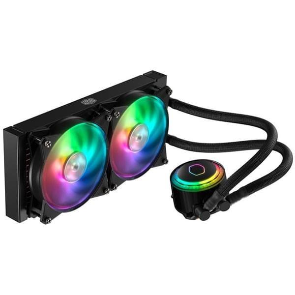 Cooler Master MasterLiquid ML240R RGB Refroidissement Cooler Master, Ultra Pc Gamer Maroc
