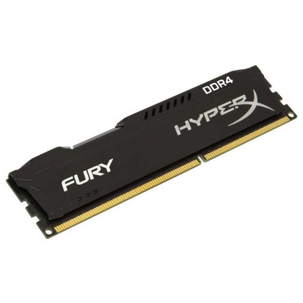 HyperX Fury Noir 16Go DDR4 2400 MHz CL15 Mémoire vive PC HyperX, Ultra Pc Gamer Maroc