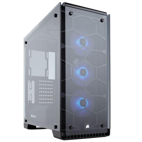 Corsair Crystal 570X RGB Boitiers PC Corsair, Ultra Pc Gamer Maroc