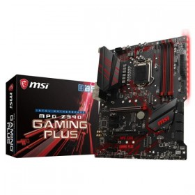 MSI MPG Z390 GAMING PLUS Cartes mères MSI, Ultra Pc Gamer Maroc