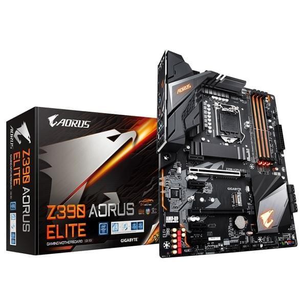 Gigabyte Z390 AORUS Elite Cartes mères Gigabyte, Ultra Pc Gamer Maroc