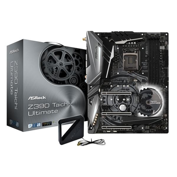 ASRock Z390 Taichi Ultimate Cartes mères ASRock, Ultra Pc Gamer Maroc