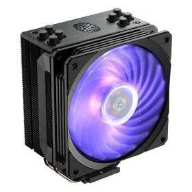 Cooler Master Hyper 212 RGB Black Edition Refroidissement Cooler Master, Ultra Pc Gamer Maroc