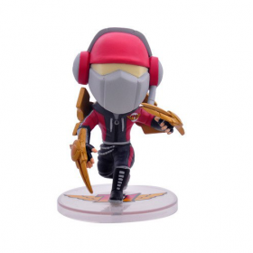 Figurine Ti ZedLeague of Legends Figurine , Ultra Pc Gamer Maroc