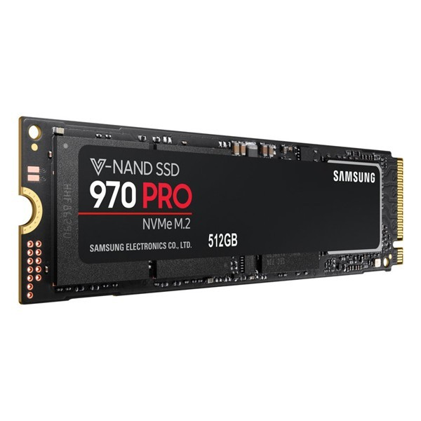 Samsung SSD 970 PRO M.2 PCIe NVMe 512GB Disques SSD Samsung, Ultra Pc Gamer Maroc
