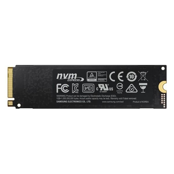 Samsung SSD 970 PRO M.2 PCIe NVMe 512GB Disques SSD Samsung, Ultra Pc Gamer Maroc