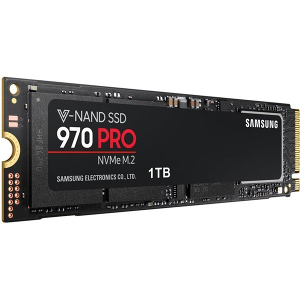Samsung SSD 970 PRO M.2 PCIe NVMe 1TB Disques SSD Samsung, Ultra Pc Gamer Maroc