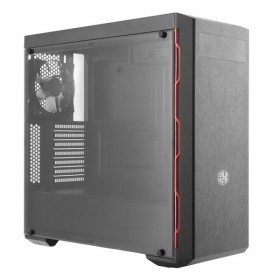 Cooler Master MasterBox MB600L Rouge (avec ODD) Boitiers PC Cooler Master, Ultra Pc Gamer Maroc