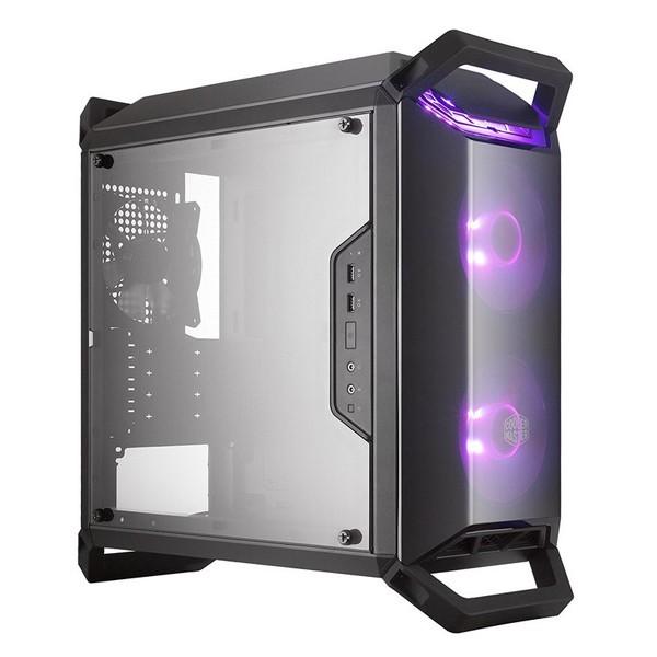 Cooler Master MasterBox Q300P (mATX) Boitiers PC Cooler Master, Ultra Pc Gamer Maroc
