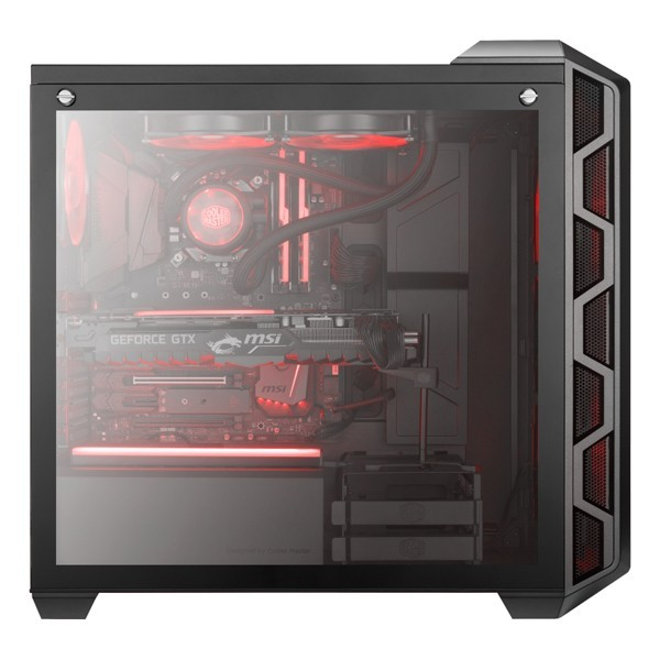 Cooler Master MasterCase H500 Boitiers PC Cooler Master, Ultra Pc Gamer Maroc